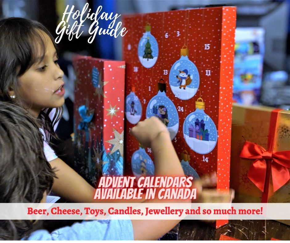 Advent Calendar and kids