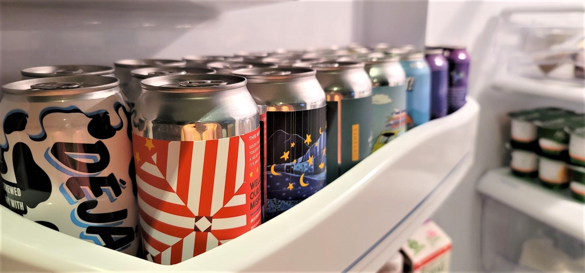 craft beer from Nova Scotia