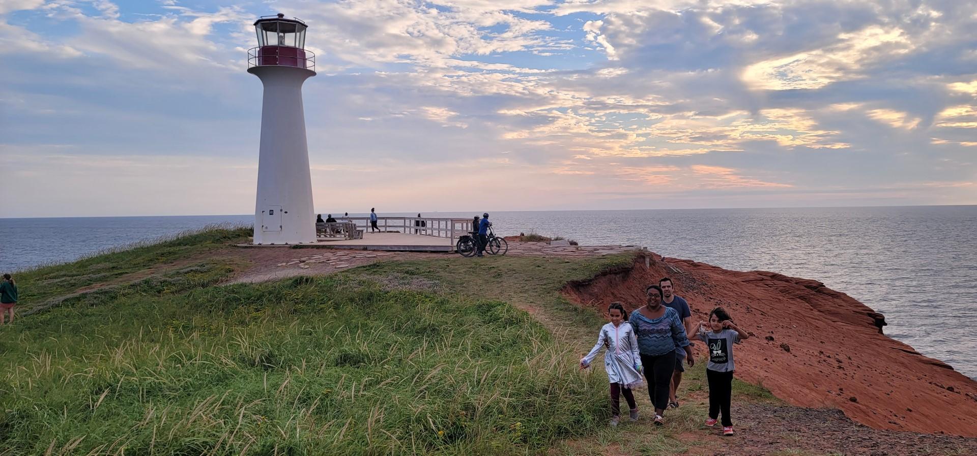 murphys walk from lighthouse