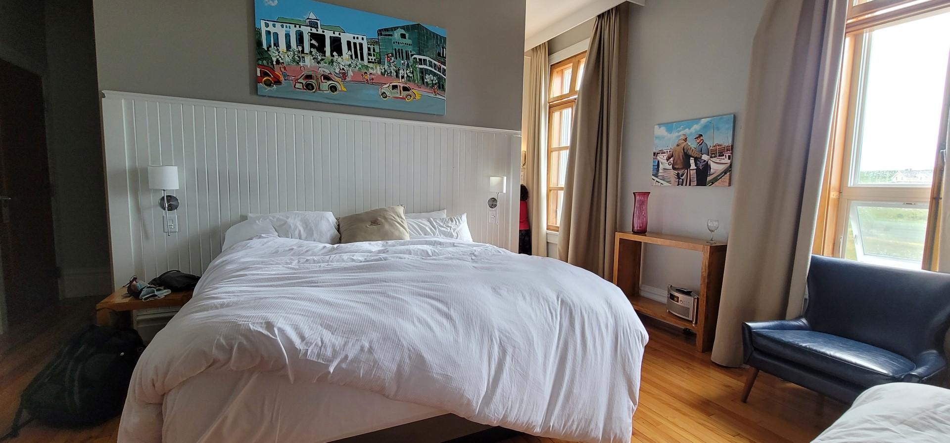 Vieux du couvent bedroom