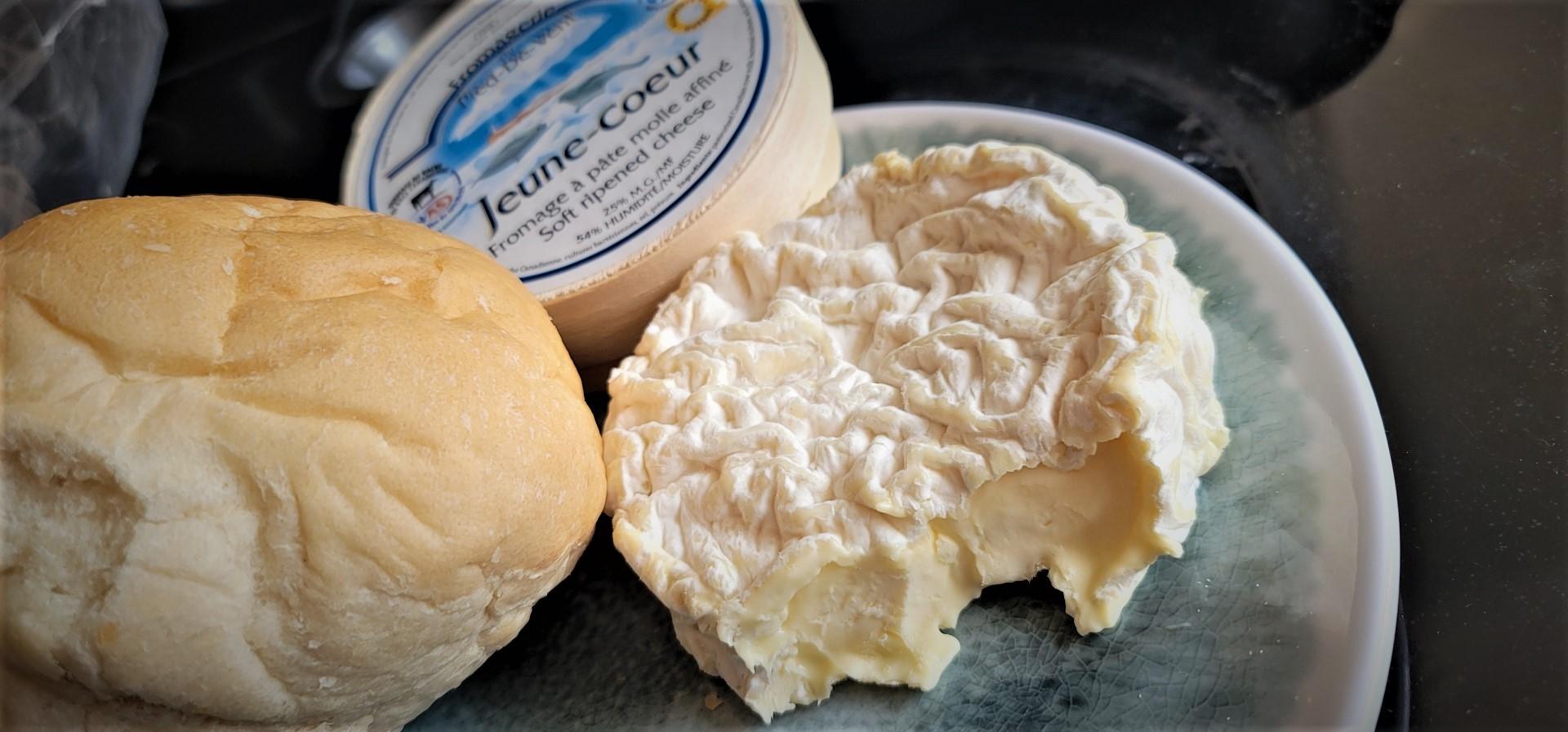 Jeune coeur cheese